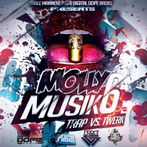 Molly Musik 6 – Trap Vs Twerk (Dj Showtime & Dj D-Rect