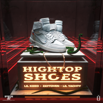 Hightop Shoes (Cover Art)